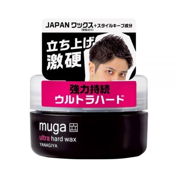 YANAGIYA Muga Prexceed Ultra Hard Holding Wax Made in Japan