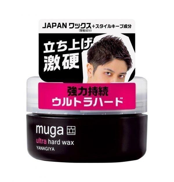 YANAGIYA Muga Prexceed Ultra Hard Holding Wax Made in Japan