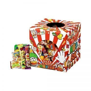 YAOKIN Dagashi Junk Food Surprise Box with Umaibo etc - 80pcs