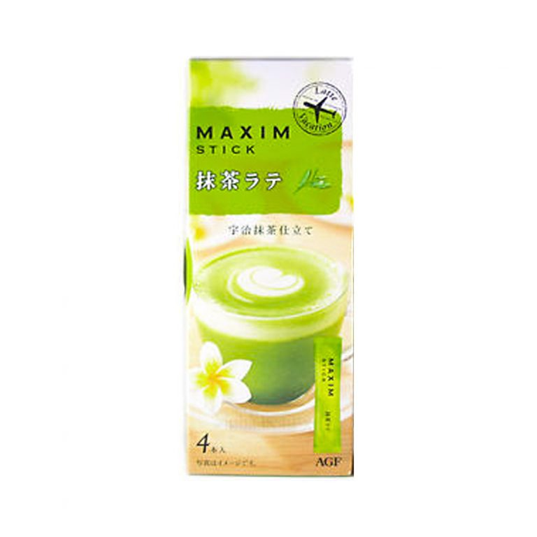 AGF Maxim Stick Uji Matcha Latte - 4 Sticks