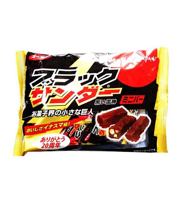 BLACK THUNDER Mini Chocolate Bar - 180g