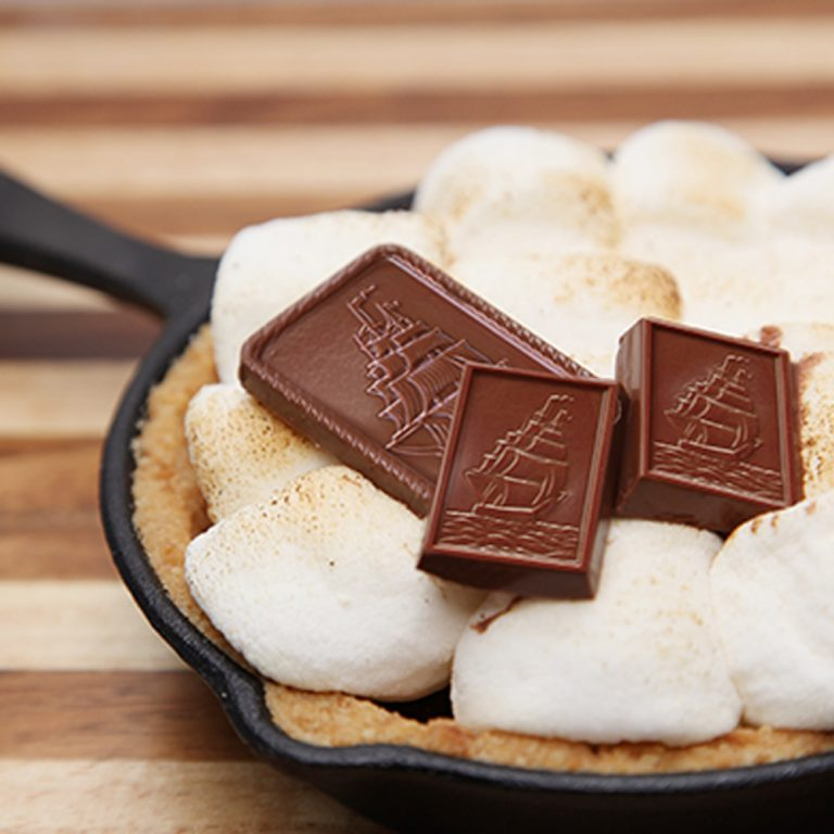 BOURBON Alfort Chocolate Cookie - Original Blue