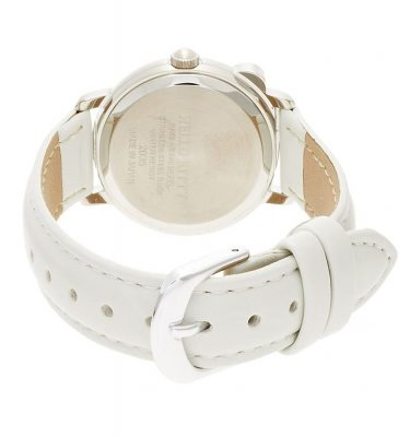 CITIZEN Q&Q Hello Kitty White Watch - Stone Ribbon