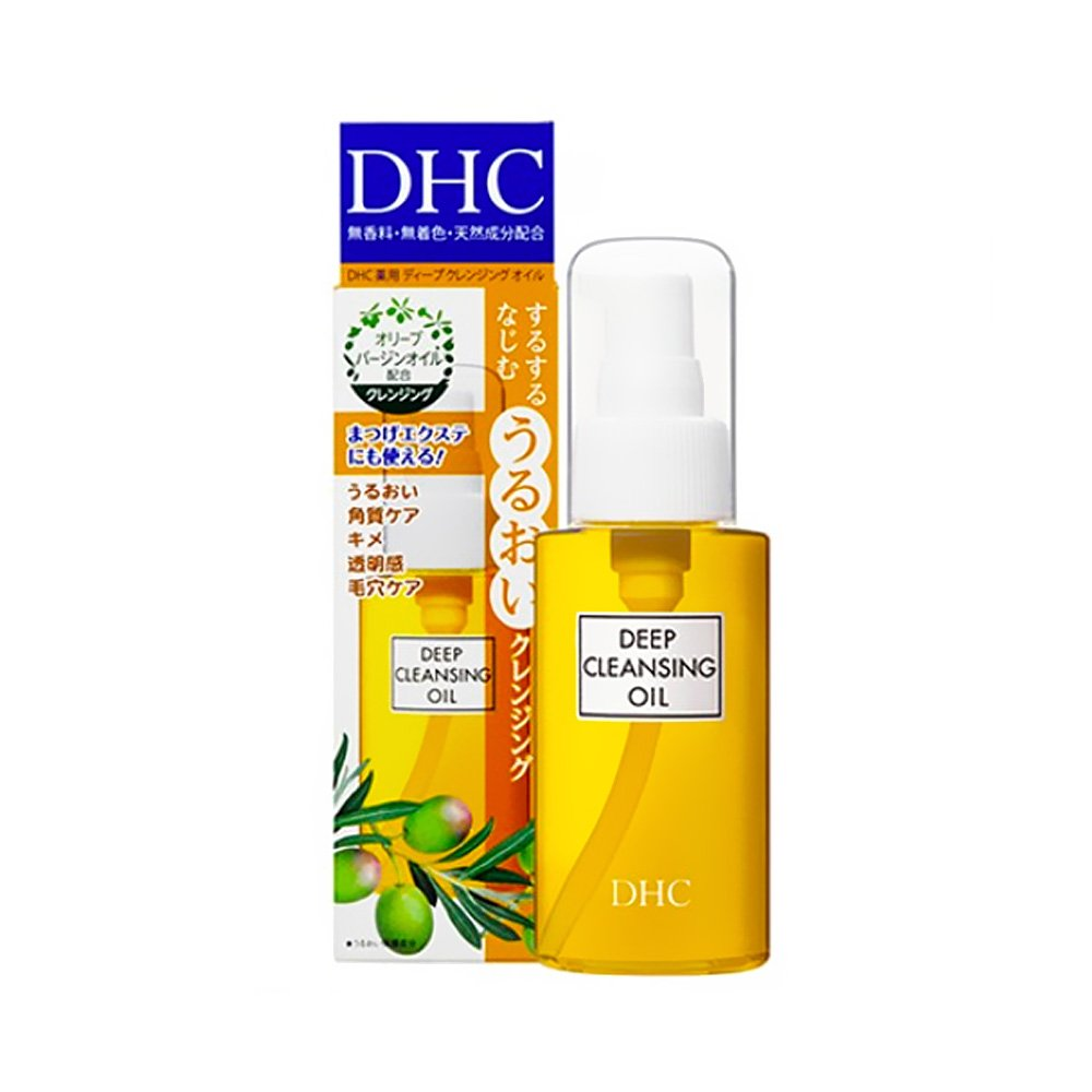 Image result for dhc cleansing oil