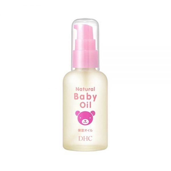 DHC Natural Baby Oil - 60ml