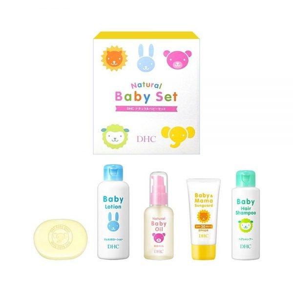 DHC Natural Baby Set