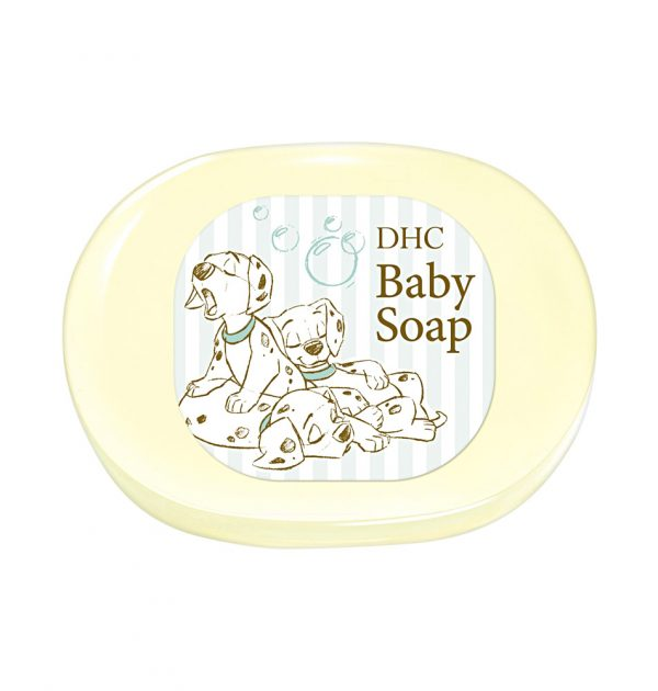 DHC Natural Baby Set Shampoo Lotion Sunscreen Oil Soap Disney Version