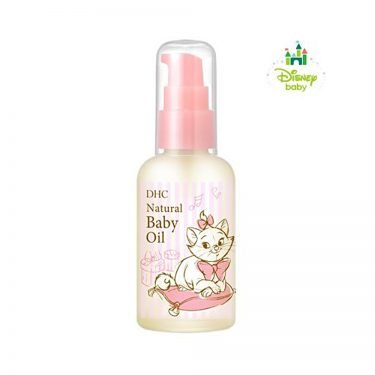 DHC Natural Baby Set Shampoo + Lotion + Sunscreen + Oil + Soap - Disney Version