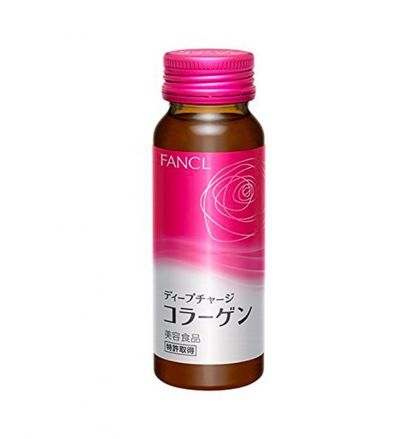 FANCL HTC Deep Charge Collagen Made in Japan