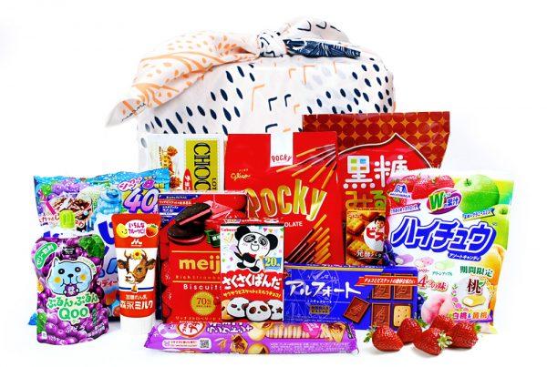 Free Japanese Snack Hamper Giveaway