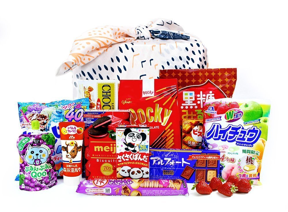 Win Free Japanese Snack Hamper Giveaway