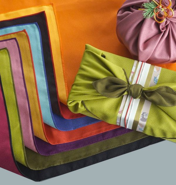 Traditional Japanese Gift Wrap Cloth Furoshiki