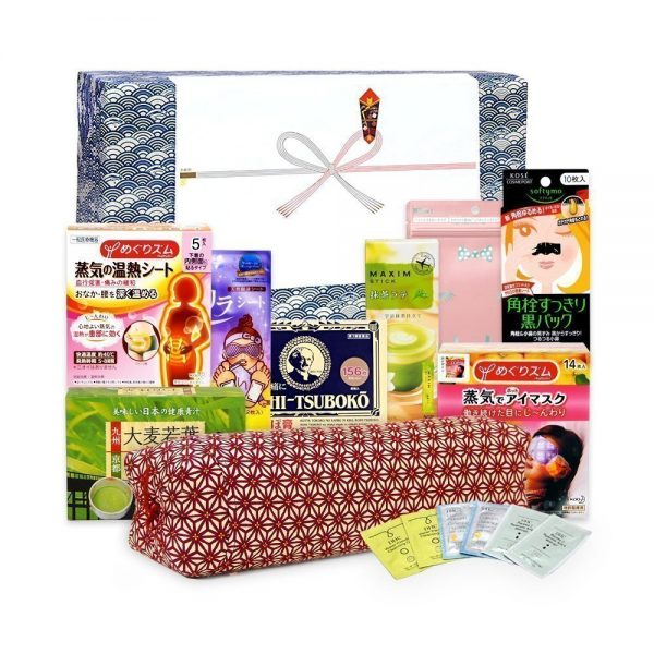 Gift Hamper Japanese Relaxation Set For Women