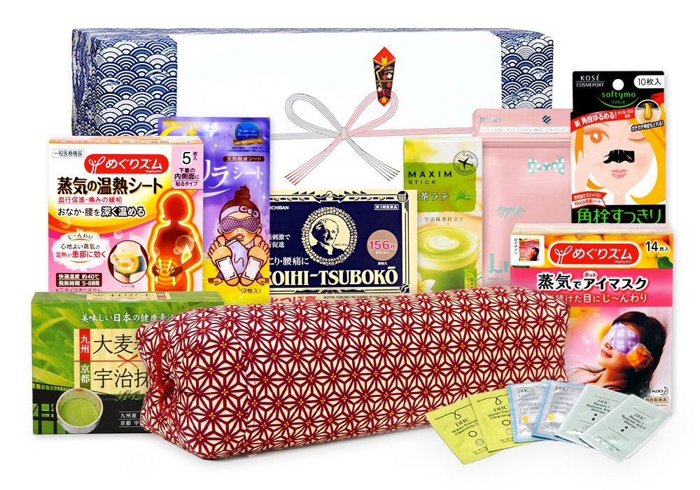 Gift Hamper Japanese Relaxation Set