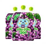 JAPAN COCA COLA Purun Purun Qoo Jelly Drink Grape Flavour Made in Japan