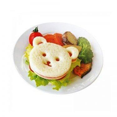 KOKUBO Toast & Ham Mold - Bear