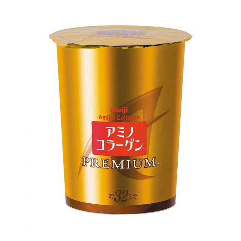 MEIJI New Amino Collagen Premium - Refill 30 Days + 2 Extra Days