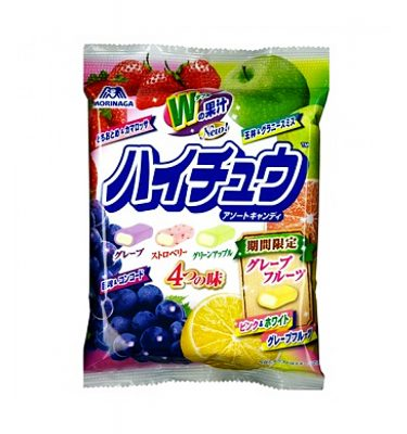 MORINAGA Hi-Chew Assortment - 4 Flavours