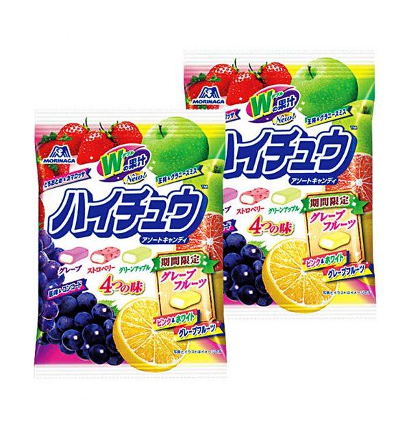 MORINAGA Hi-Chew Assortment - 4 Flavours