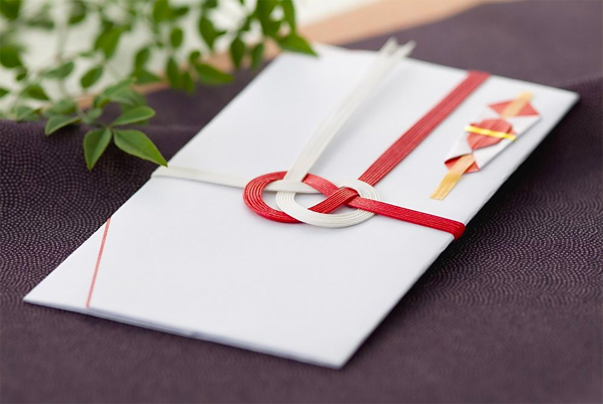 Noshibukuro - Japanese Traditional Envelope for Special Occasion