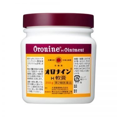 OTSUKA Oronine H Ointment 250g Made in Japan