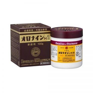 OTSUKA Oronine H Ointment - 100g