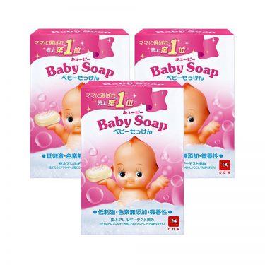 kewpie baby soap