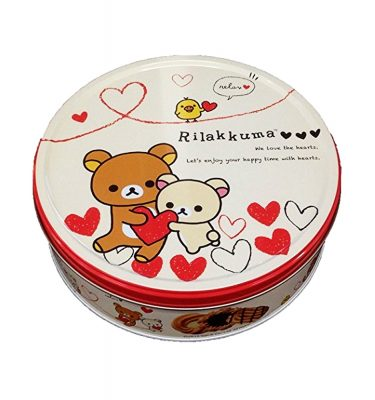 BOURBON Rilakkuma Cookie Assortment
