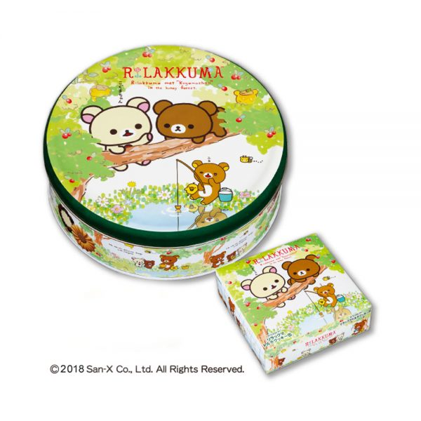BOURBON Rilakkuma Cookie Assortment Made in Japan