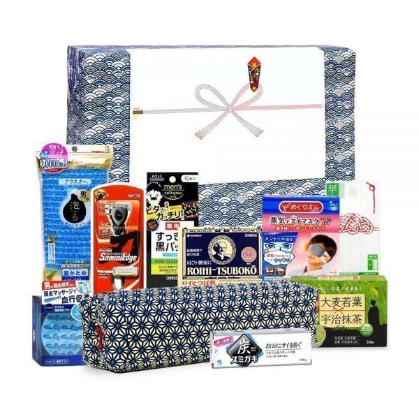 Gift Hamper Japanese Relaxation Set For Men