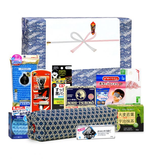 Gift Hamper Japanese Relaxation Set For Men