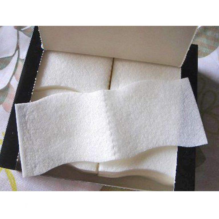 UNICHARM Silcot Uruuru Sponge Facial Cotton - 40 Sheets