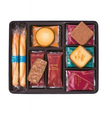 YOKU MOKU Cinq Delices Cookie Assortment - 4 Cigare + 24 Cookies