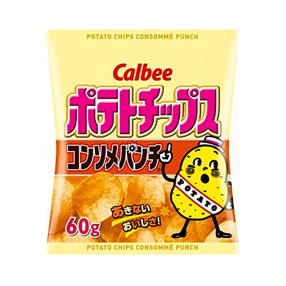 CALBEE Potato Chip Consome