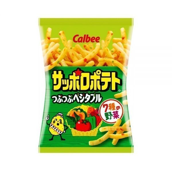CALBEE Sapporo Potato Tsubu Tsubu Vegetable
