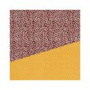FUROSHIKI Japanese Wrapping Cloth - 100% Cotton Double Side 105×105cm