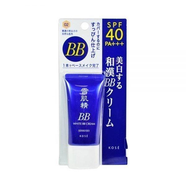 KOSE Sekkisei White BB Cream Made in Japan