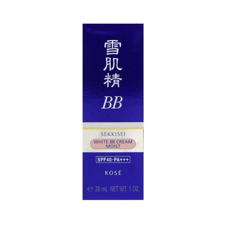 KOSE Sekkisei White BB Cream - Moist