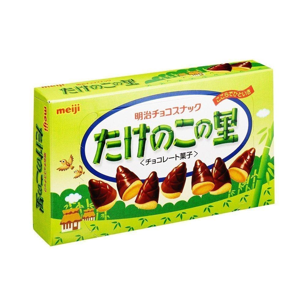 MEIJI Takenoko No Sato - Original x 10