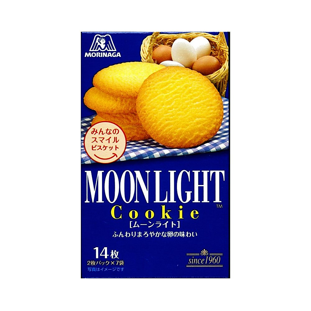 MORINAGA Moonlight Cookie