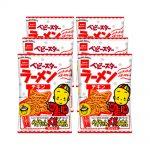 OYATSU COMPANY Baby Star Ramen - Mini Chicken 23g x 6pcs