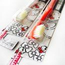 Doraemon Hello Kitty Japanese Toothbrush
