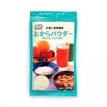 ISHIKAWA Tofu Okara Soy Powder 120g Made in Japan