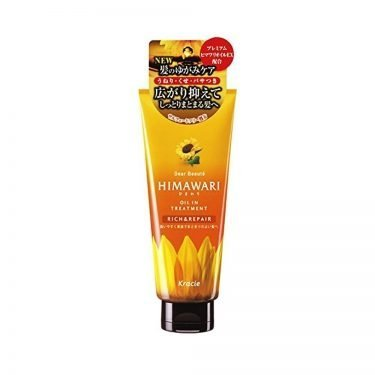 KRACIE Himawari Dear Beaute Oil Treatment - Rich & Repair 500ml