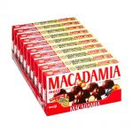 MEIJI Macadamia Chocolate Made in Japan