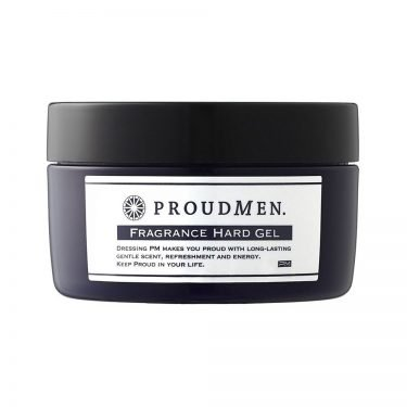 PROUD MEN Fragrance Hair Hard Gel - 90g