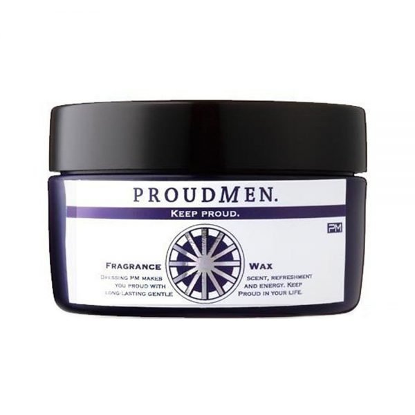 PROUD MEN Fragrance Hair Wax - 60g