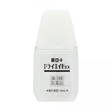 ROHTO New Rohto Dry Aid EX Eye Drop - 10ml