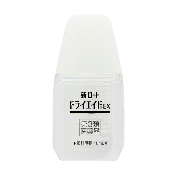 ROHTO New Rohto Dry Aid EX Eye Drop - 10ml