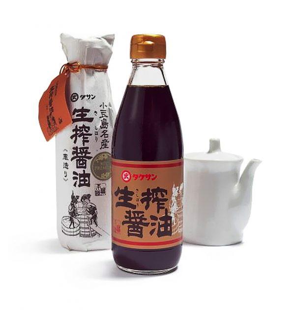 TAKESAN Kishibori Shoyu Gourmet Japanese Soy Sauce